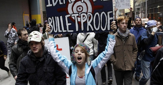 How much credit should the Occupy movement get?