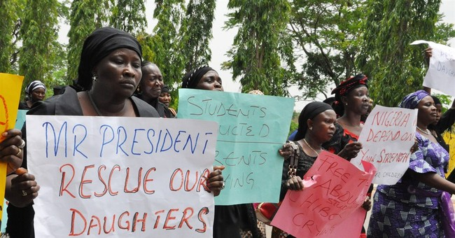 Reports: Abducted girls married to Nigerian rebels
