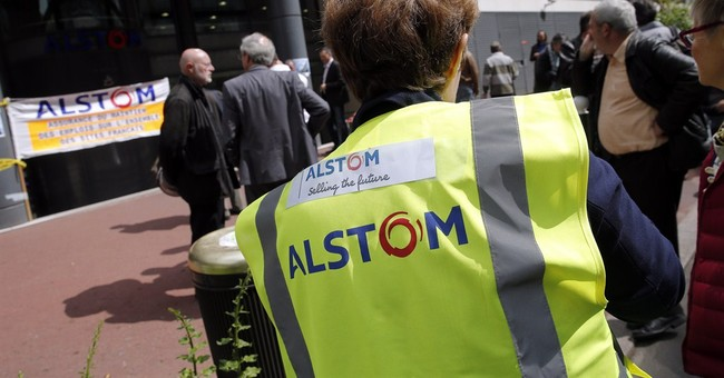France's Alstom ready to accept $17B deal with GE