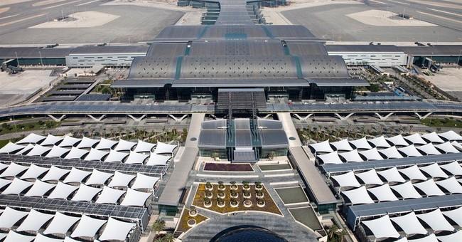 New airport in Qatar receives first flights