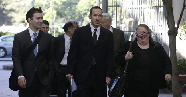 Apple versus Samsung case goes to California jury