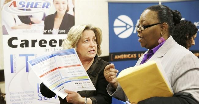 Survey: US businesses add 220K jobs in April