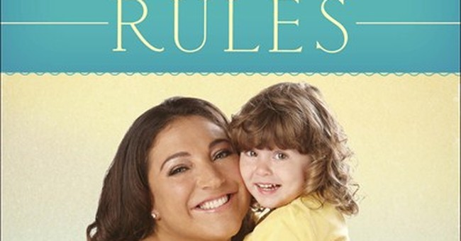 Supernanny Jo Frost takes on tantrums in new book