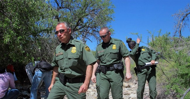 Desert rescue beacons let immigrants call for help