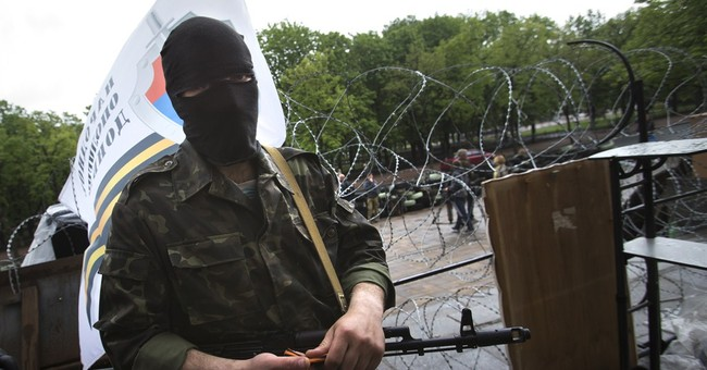 """Kiev: Forces """"helpless"""" to restore order in east"""