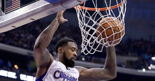 Hours after Sterling's life ban, his Clippers win