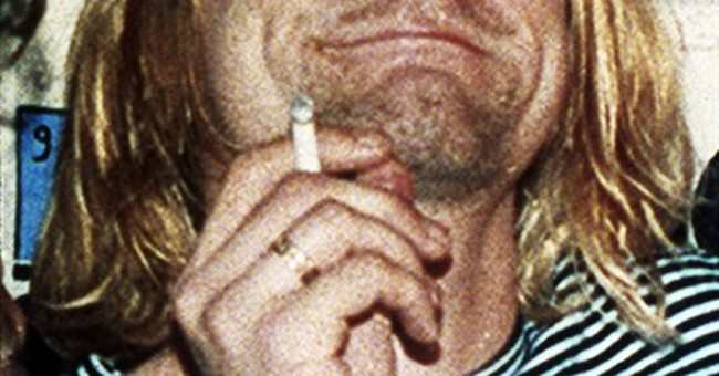 Note in Cobain's wallet mocks wedding vows to Love