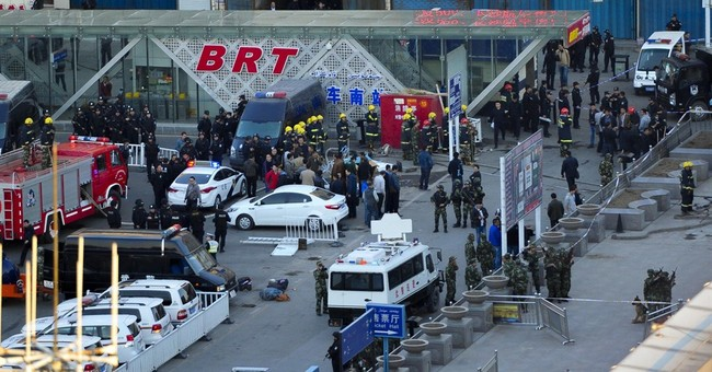 China's Xi demands action after 3 killed in attack