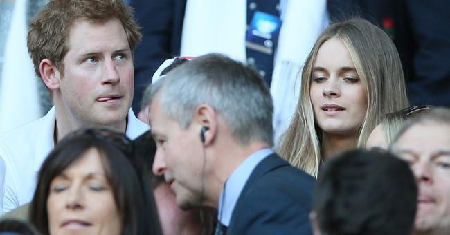 British media: Prince Harry, girlfriend break up