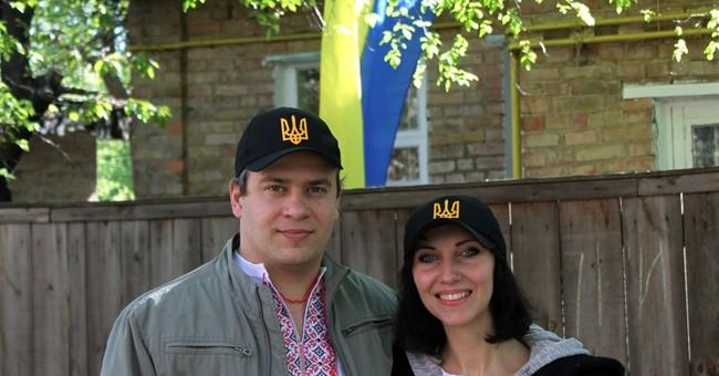Despite Russia crisis, Ukraine hopeful for future