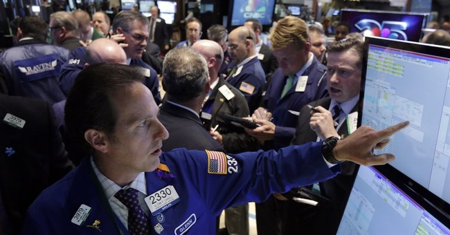 Encouraging news on economy fails to lift stocks