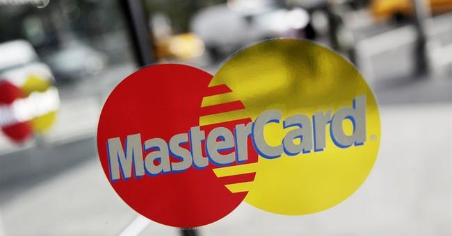 MasterCard 1Q profit rises 14 percent