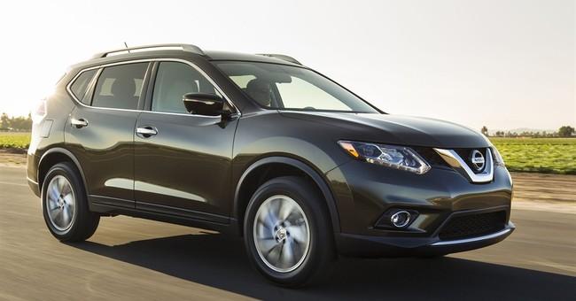 Pickups, small SUVs lead April auto sales rebound