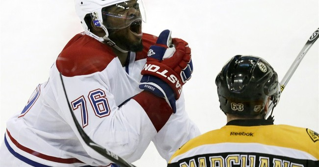 Bruins distance team from racist tweets at Subban