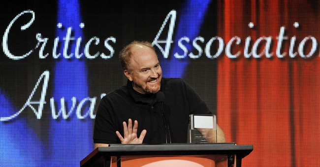 Louis CK back for Season 4 of 'Louie' done his way