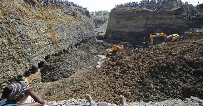 Illegal Colombia mine collapse: 3 dead