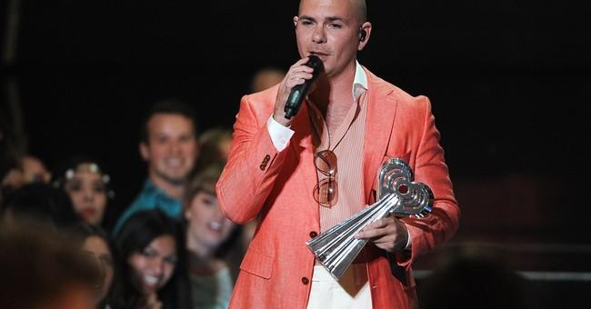 Tears of joy: Pharrell 'happy' at awards show