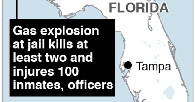Florida jail that exploded had past problems