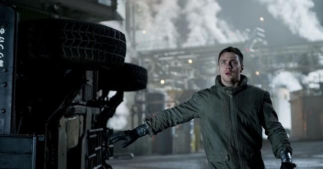 Filmmakers unveil anticipated 'Godzilla' in IMAX