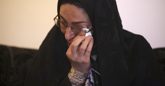 Iran mother recalls act of mercy for son's killer
