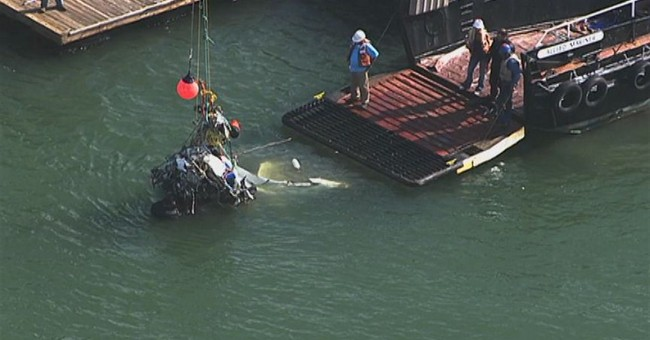 Pilot, plane recovered from San Francisco Bay
