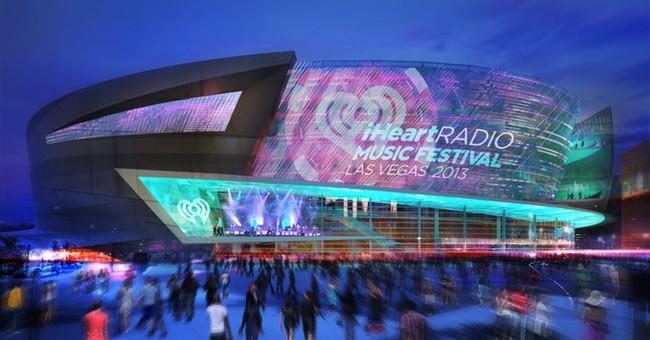 MGM, AEG break ground on Las Vegas Strip arena