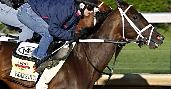 Rosie Napravnik chasing history in Kentucky Derby
