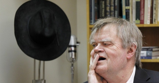 Keillor has no plans to retire anytime soon