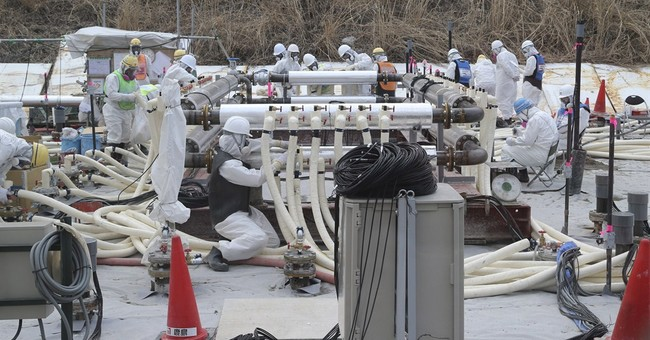 Experts question ice wall at Japan nuclear plant