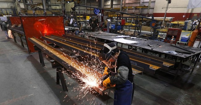 US factory orders increase 1.1 percent in March