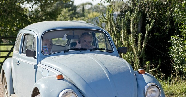 Uruguay leader calls Colorado pot law 'a fiction'