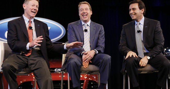 For new Ford CEO Fields, aluminum truck is key