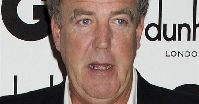 Jeremy Clarkson apologizes over racist language