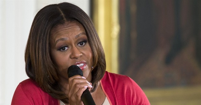 Education theme for first lady's San Antonio trip