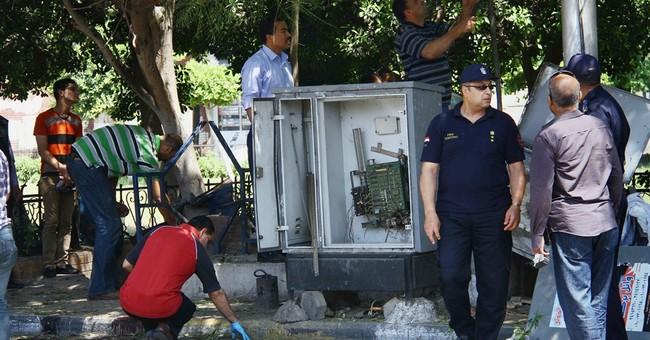Attacks in Egypt kill 5 ahead of presidential vote