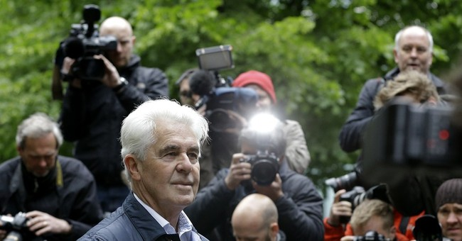 PR guru Max Clifford imprisoned for 8 years in UK