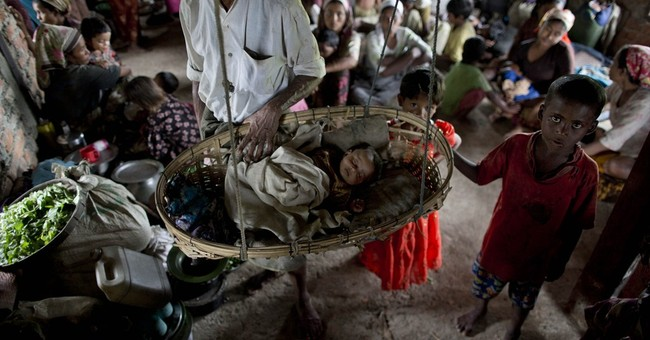 Lack of health care deadly for Myanmar's Rohingya