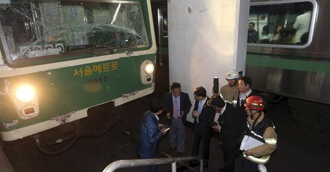 Seoul subway train got faulty signal before crash