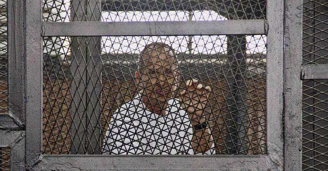 Al-Jazeera reporter held in Egypt appeals to judge