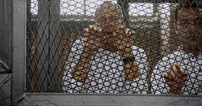 Al-Jazeera reporter held in Egypt appeals to judge