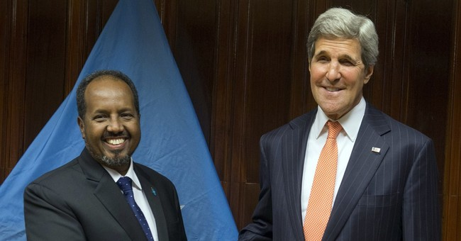 Kerry urges steps to ensure democracy in Africa