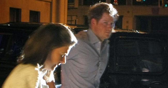 British princes go to Graceland, wedding on trip