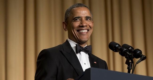 Obamacare to gridlock, fair game for Obama's jokes