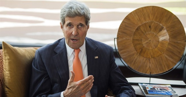Kerry to Russia: End backing of Ukraine insurgents