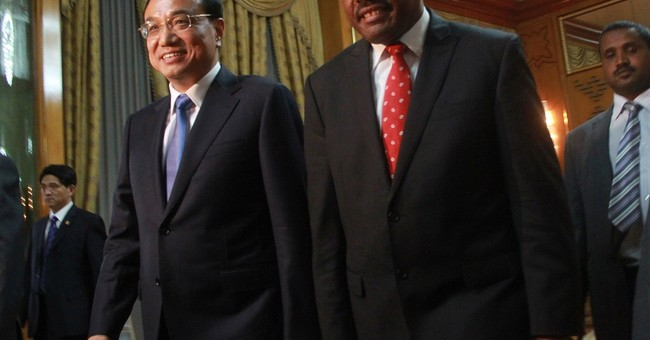 China premier arrives in Africa eyeing better ties