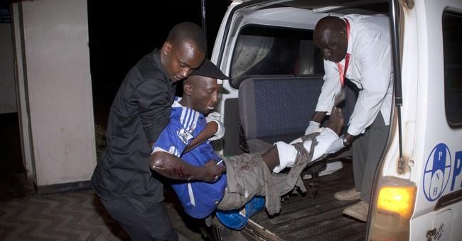 Kenya police: 3 dead in 2 explosions in Nairobi