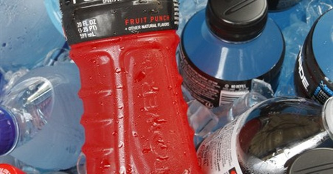 Powerade drops controversial ingredient