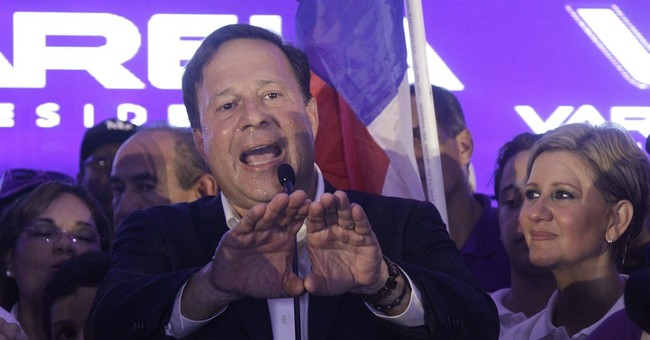 Panama's vice president wins presidential election