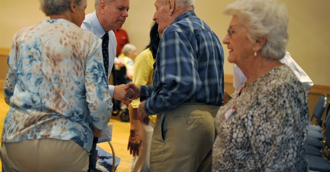 SC Sen. Graham avoids big re-election challenge