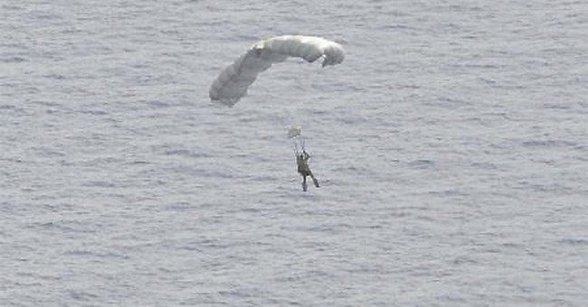 Official: 2 Chinese sailors die, 2 hurt in Pacific